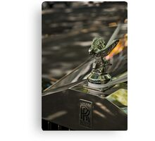 0890 The Spirit of Ecstasy Canvas Print