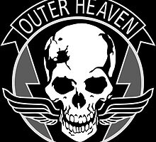 Outer Heaven - MGS by timur139