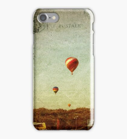 Textured Balloons - iPhone Case iPhone Case/Skin