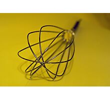 An Egg Beater Photographic Print