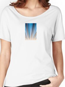 Blue Lines Women's Relaxed Fit T-Shirt