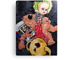 Alice's Wonderland Canvas Print