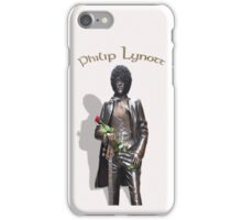 Philip Lynott's Statue - iPhone Case iPhone Case/Skin