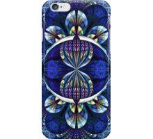 Blue Bipolar IPhone 4 Cover iPhone Case/Skin