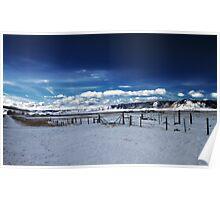 Colorado Winter  Poster