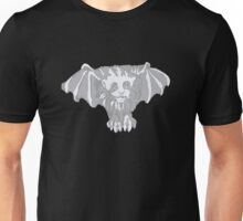 Grey Batgoyle Unisex T-Shirt