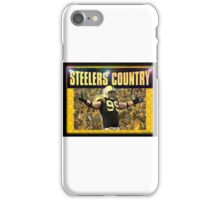 """""""Steelers Country"""" iPhone Case/Skin"""