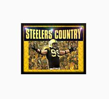 """Steelers Country"" Unisex T-Shirt"