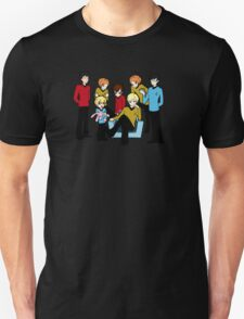 Host Trek Unisex T-Shirt