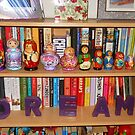 Russian Dolls by kathrynsgallery