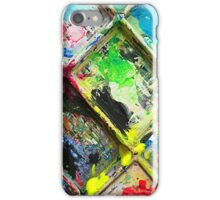 iPhone Case - Artist Pallette 3 iPhone Case/Skin