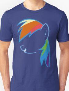 Rainbow Dash Smirk T-Shirt