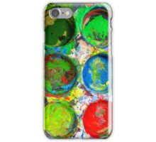 iPhone Case - Artist Pallette 1 iPhone Case/Skin