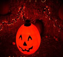 Happy Halloween by Mattie Bryant