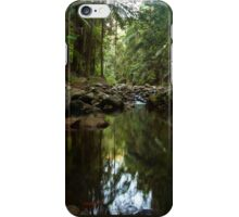A Pool in the Forest - iPhone case iPhone Case/Skin