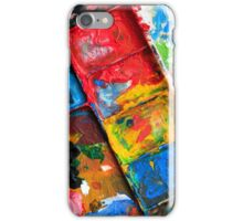 iPhone Case - Artist Pallette iPhone Case/Skin