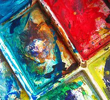 iPhone Case - Artist Pallette No.2 by Orla Cahill Photography