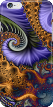 Fractal Passion by saleire