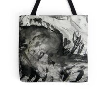 gale over the bluff.... Tote Bag