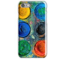 iPhone Case - Artist Pallette 5 iPhone Case/Skin