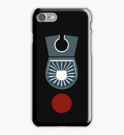 Star Blazers: Wave Motion Technologies Logo iPhone Case/Skin
