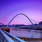 Millenium Bridge by Billy Hodgkins
