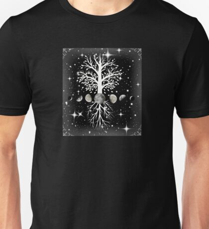 Galaxy Tree Of Life Unisex T-Shirt