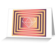 geometress Greeting Card