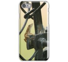 Hawaiian Lizard iPhone Case/Skin