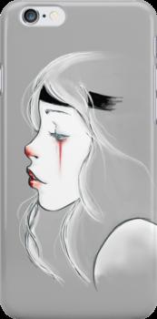 clown girl by lunaticpark