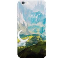 from here to there. iPhone Case/Skin