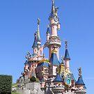 Disneyland Paris by Linda Hardt