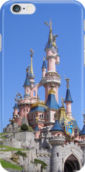 Disneyland Paris by Linda Hardt