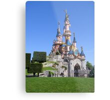 Disneyland Paris Metal Print