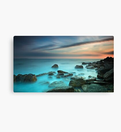 Shelly's Mist Canvas Print