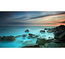 Shelly's Mist Photographic Print