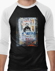 Ai Wei Wei Men's Baseball ¾ T-Shirt