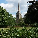 St Mary's Church & Spire by Steven Mace