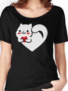 Sweet Cat Women's Relaxed Fit T-Shirt