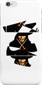 V for Vendetta by Kipno
