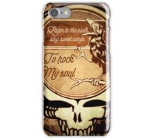 Fare you well iPhone Case/Skin