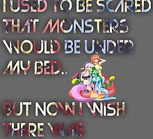 Under my Bed (Monster Musume no Iru Nichijou) by SteRRuM