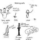 Mating Calls by max motmans