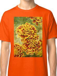 Golden Blossoms Classic T-Shirt