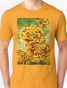 Golden Blossoms Unisex T-Shirt