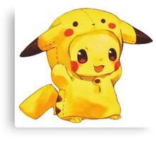 Pokemon Anime Character (P034) Canvas Print