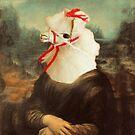 Mona-Llama by Soxy Fleming