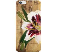 Lily of France iPhone Case iPhone Case/Skin