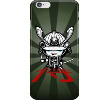 mikoto's Samurai iPhone Case/Skin