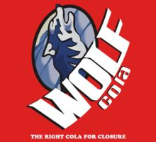 Wolf Cola by MarkWelser